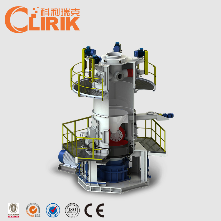 stone powder vertical roller mill