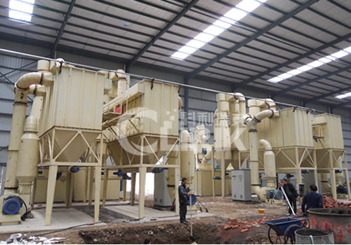 Chalcocite micro powder grinding machine