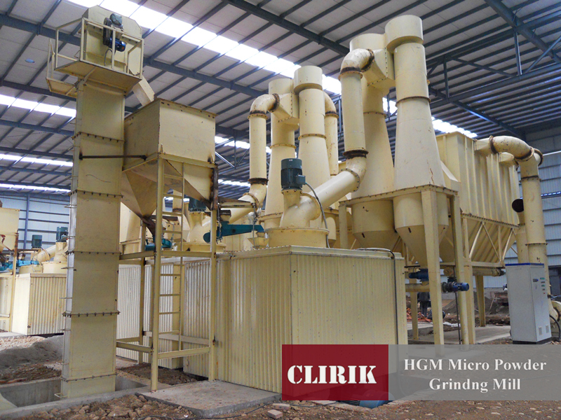 Chrysolite micro powder grinding mill