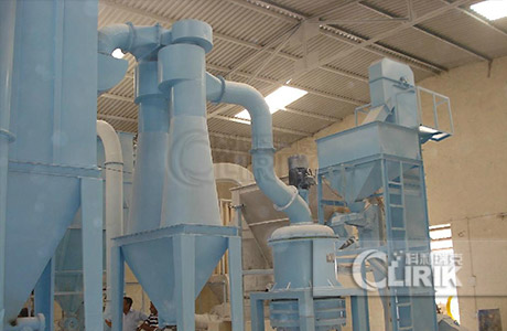 200 mesh Micro Powder Grinding Mill in Thailand